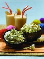 Coconut Monkey Mix