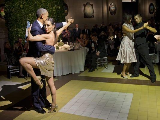 Barack Obama, Michelle Obama,