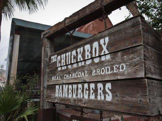SOUTHEAST VALLEY: Chuckbox
