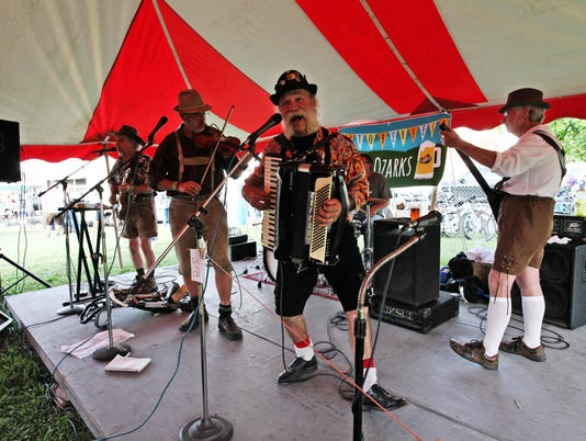 Oktoberfest in the Ozarks