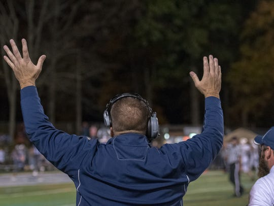 Dallastown head coach Kevin Myers went 83-60 in 13 seasons with the Wildcats, guiding the program to 10 District 3 playoff appearances, nine winning seasons and four Y-A League Division I titles.
