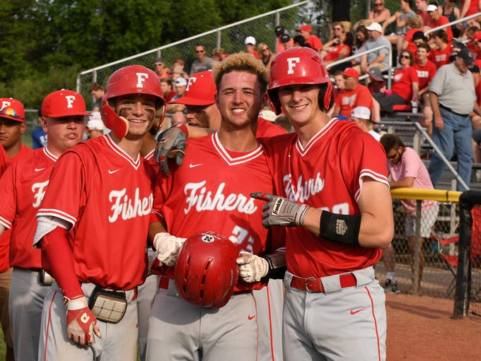 Fishers beat Noblesville 5-3 on Memorial Day for a
