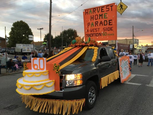 Harvest Home is 60