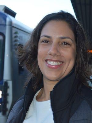 Veronica Vanterpool, executive director of the Tri-State Transportation Campaign