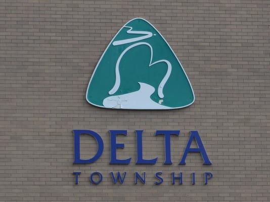 Delta Township logo