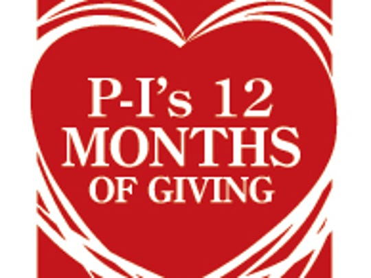 12 Months of Giving