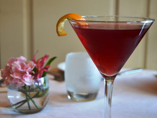 The Blue Moon Martini is the most popular martini on