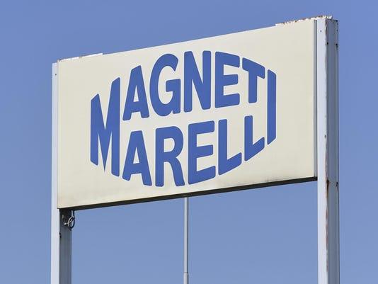 ITALY-ECONOMY-AUTOMOTIVE-FIAT-CHRYSLER-MAGNETTI-MARELLI-KKR