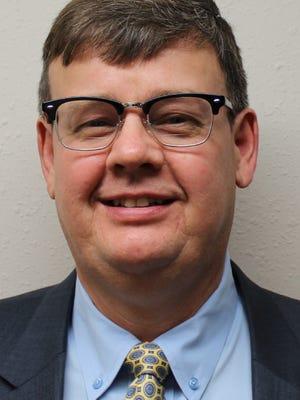 Dr. Garry Bailey, Abilene Christian University faculty member and refugee panelist.