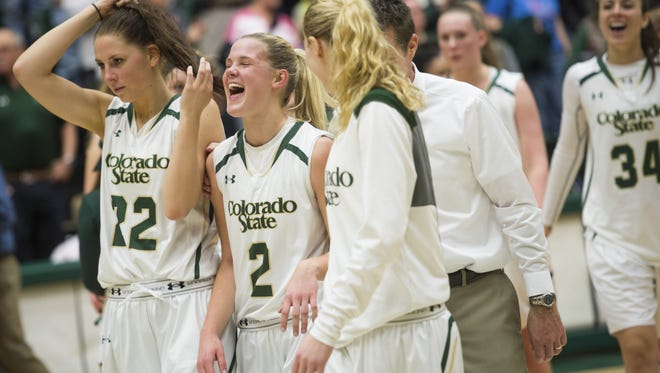 The CSU women's basketball team is ranked No. 22 in the latest Associated Press poll.