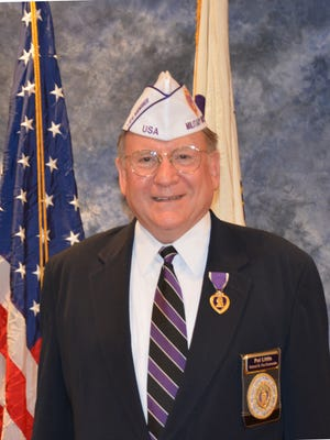 Patrick Little, a Vietnam War veteran, has been chosen to lead the Military Order of the Purple Heart.