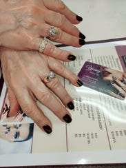 Nail specials for Mom's Day at Young's Nails in Henrietta