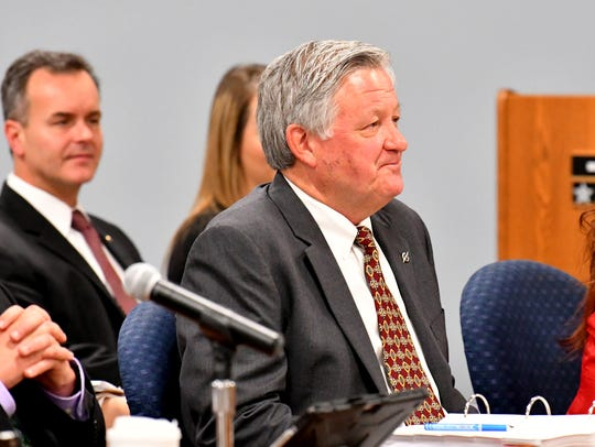Port Canaveral Deputy Executive Director and Chief Financial Officer Rodger Rees is leaving to take a job at chief executive officer and port director at the Port of Galveston in Texas.