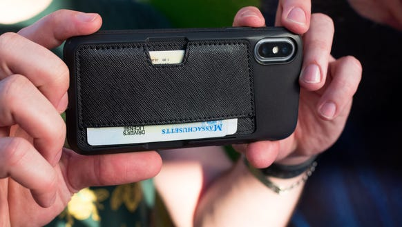Protect your phone and make it easier to find your