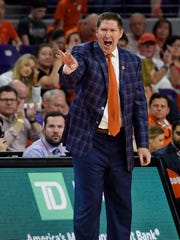 Clemson coach Brad Brownell was a Harrison High School soccer teammate of Todd Hemenway. Clemson is one of 11 schools to offer Alex a basketball scholarship.