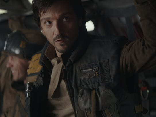 As a trusted leader with the Rebel Alliance, Cassian