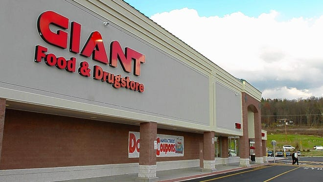 FILE- The Giant supermarket in Bartonsville is to receive a facelift this summer.