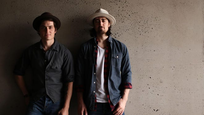 The Talbott Brothers will play a free, 21-and-older show Friday at The Gov Cup.