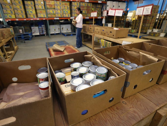 Noblesville Food Pantry