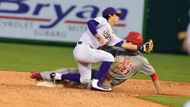 LSU defeated the Cajuns on Tuesday in the Wally Pontiff Classic.