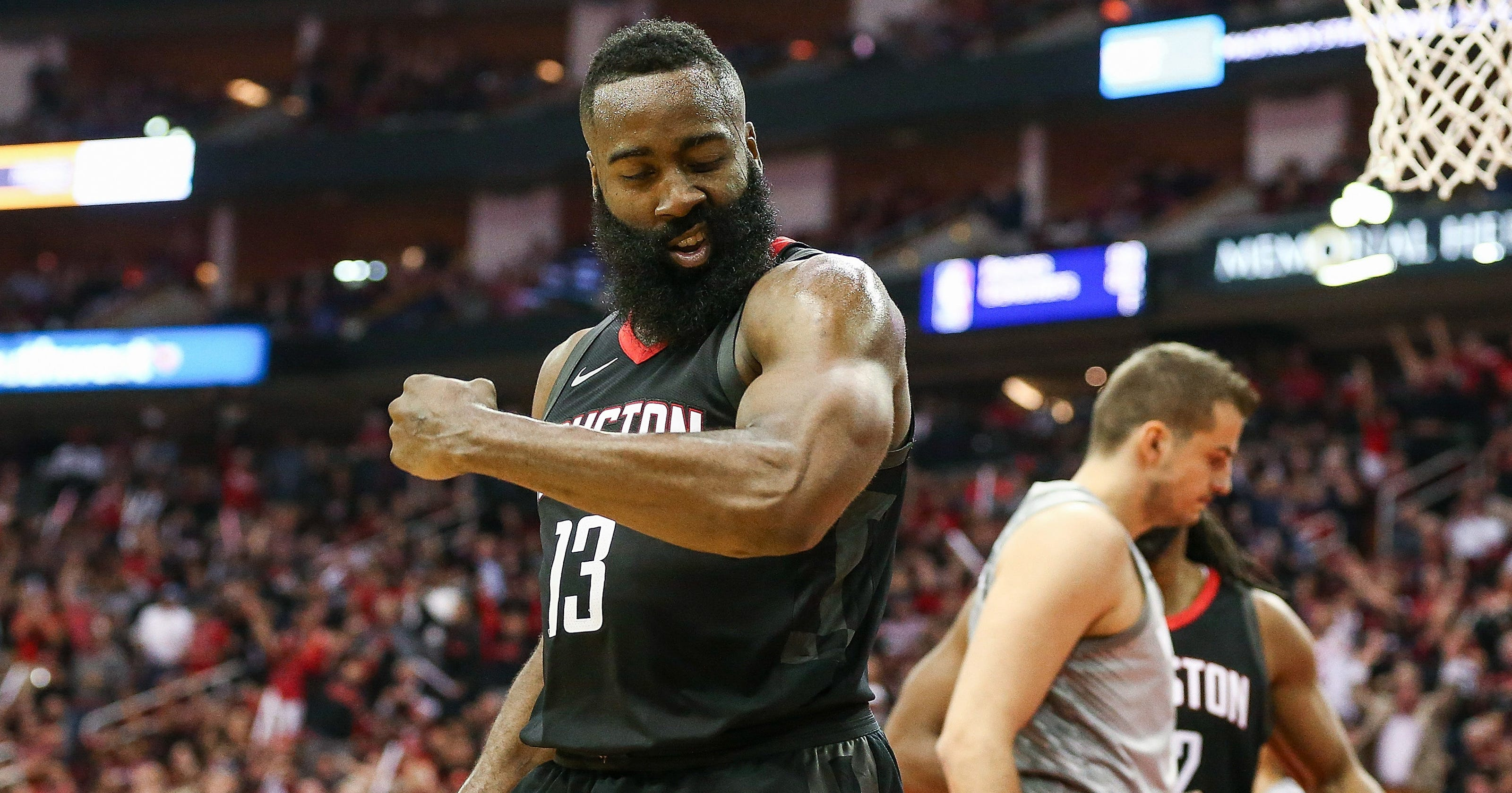 52fdb085070 James Harden might be  most unguardable player  ever