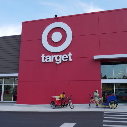 Target to celebrate grand opening on July 22