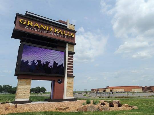 Grand Falls Casino Resort near Larchwood, Iowa. (Jay
