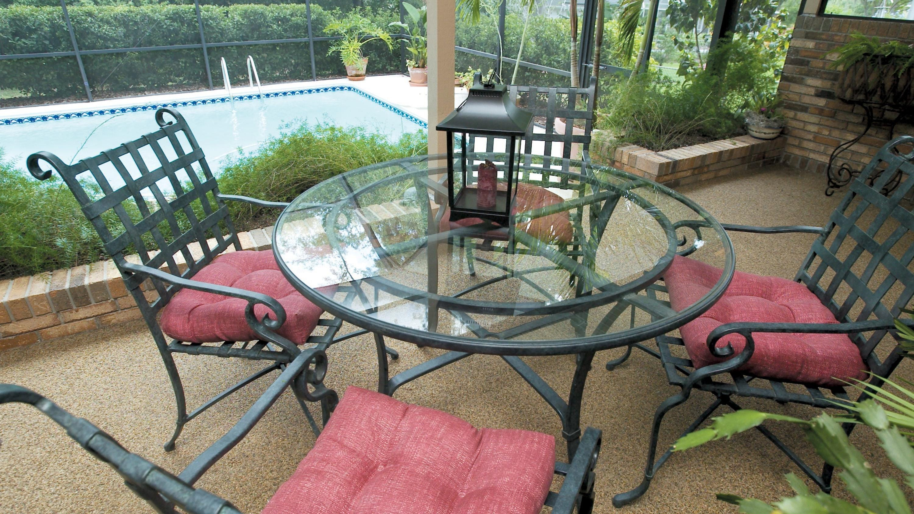 Around The House Tips For Picking Right Patio Furniture