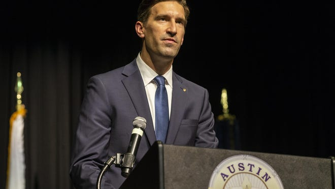City Manager Spencer Cronk made the decision to promote Brian Manley to police chief in 2018, and in a statement after the initial wave of Austin protests, Cronk said his executive staff and Manley are committed to working through issues and having difficult conversations to improve trust in the Police Department.