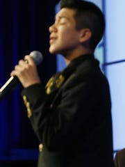 Eleven-year-old Sebastien De La Cruz recently sang the national anthem to open the Democratic presidential debate on March 9 in Miami.