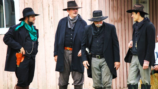 Old Lincoln Days in Lincoln, New Mexico recreates the old west this weekend. Take a trip into the past and check it out.