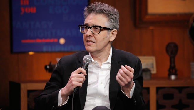 "Ira Glass will be coming to the Ruby Diamond Concert Hall on Feb. 10 to deliver his talk titled ""Seven Things I've Learned"""