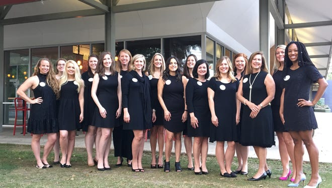 Tallahassee's Junior League members are wearing the same black dress every day for five days to raise awareness of women living in poverty who don't have dress choices.
