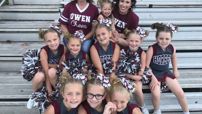 The Owen Termites might not have placed in the divisional championship but they showed a lot of spirit.