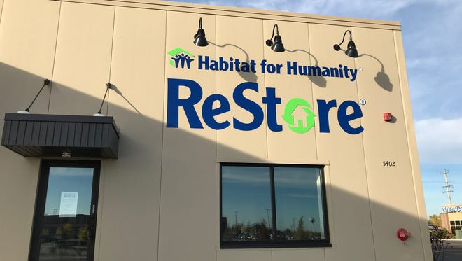 ReStore starts taking donations Friday in Grand Chute.