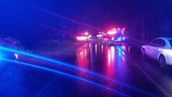A driver was found dead on North Fork Road SE Wednesday.