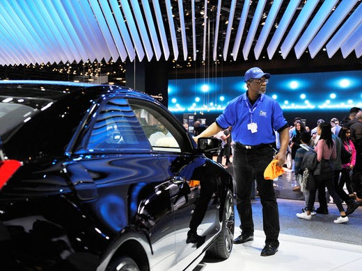 NAIAS Pushes Dates Back A Week Next Year - Next auto show
