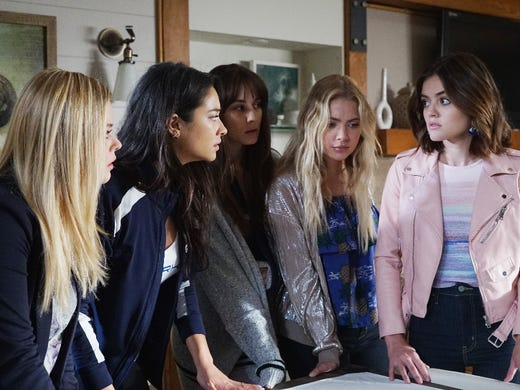 Pretty Little Liars' reveals the identity of A D  in season final