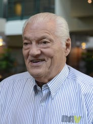 Richard Marbes, 78, of De Pere, 2016 Packers Give Back