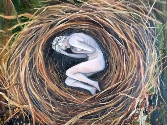 """Nesting"" by Brittany James"