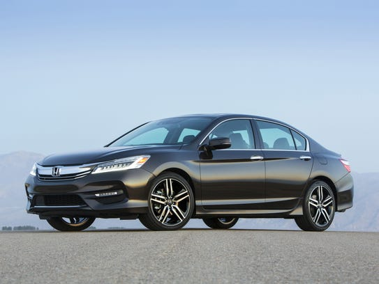 The 2016 Honda Accord has a 80%  U.S./Canadian content.