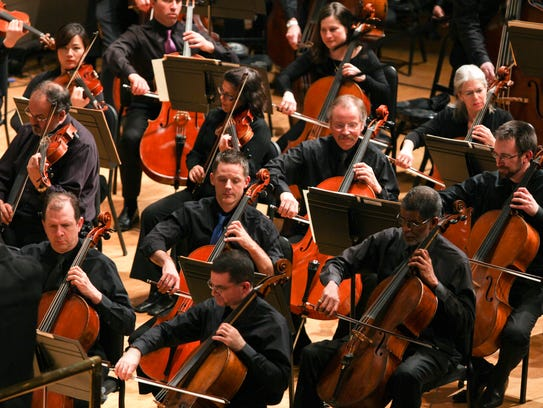 The Cincinnati Symphony Orchestra is on the road in