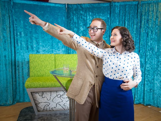 Matt Frye and Kathryn Hausman see something extraordinary