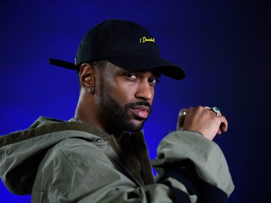 """Big Sean's chart-topping """"Bounce Back"""" is perfect for"""