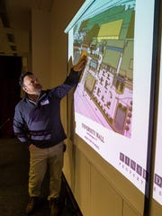 Todd Finard discusses the redevelopment of the University