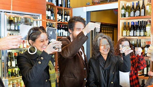 Gourmet Walks' tour in San Francisco's Japantown includes