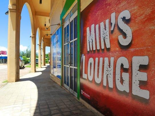 Min's Lounge in Tumon.