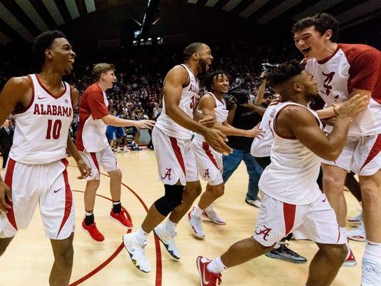 Uk Basketball 2019: Mack, Alabama Upset No. 13 Kentucky 77-75 In SEC Opener
