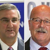 Blog: After brief sparring over economy, debate ends