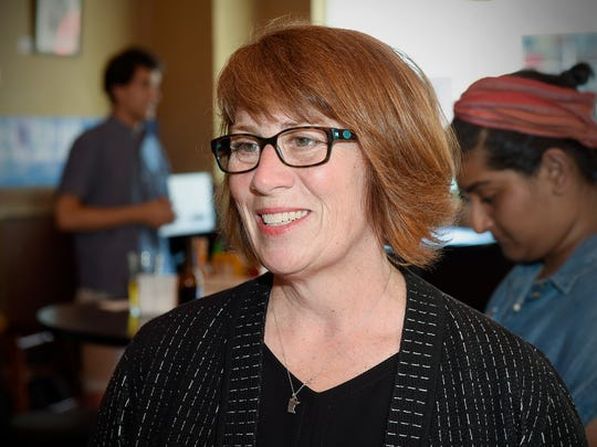 State Rep. Erin Murphy, the DFL-endorsed candidate